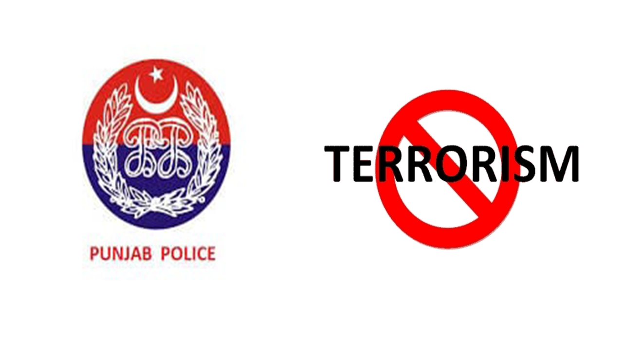 8 terrorists are arrested from all across Punjab